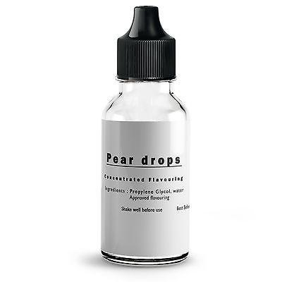 Pear Drops Flavour Concentrate for E liquids