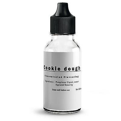 Cookie Dough Flavour concentrate for E liquids