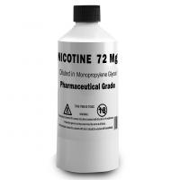 72mg Liquid Nicotine PG Base