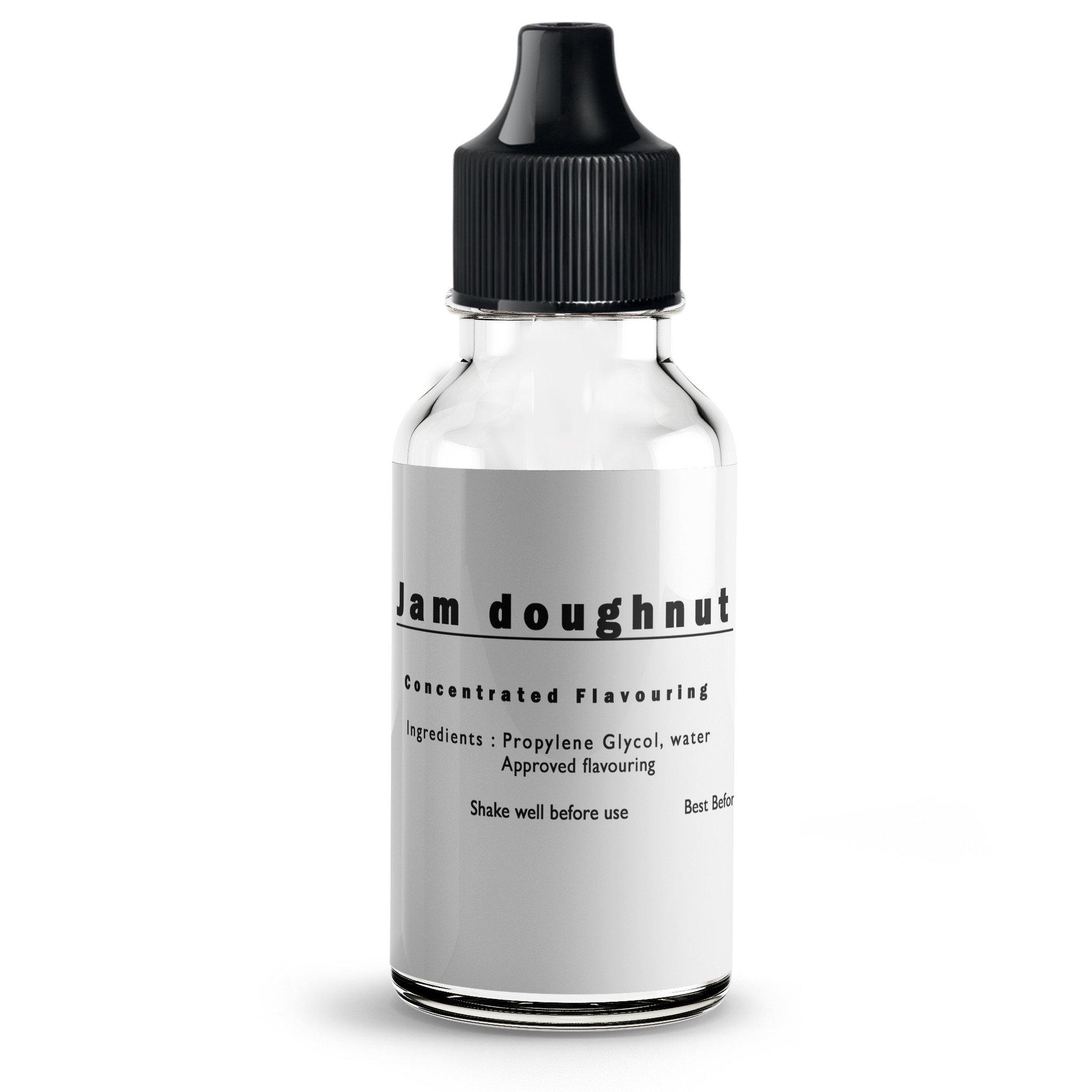 Jam Doughnut Flavour Concentrate for E liquids