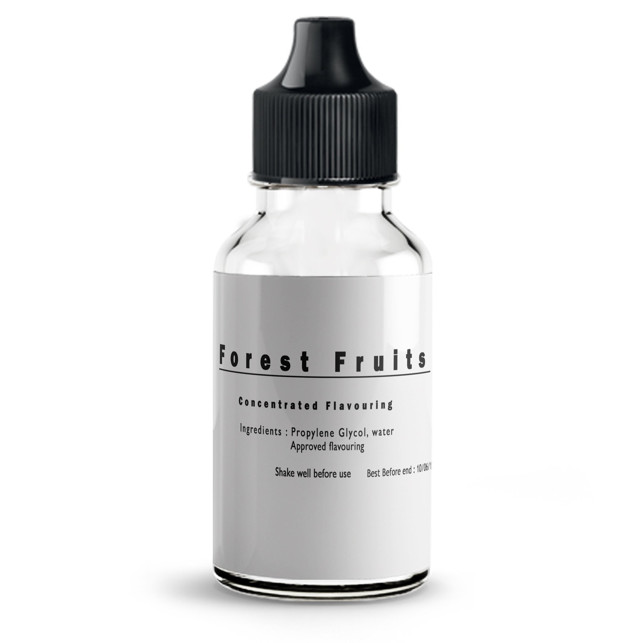 Forest Fruits flavour concentrate for E liquids