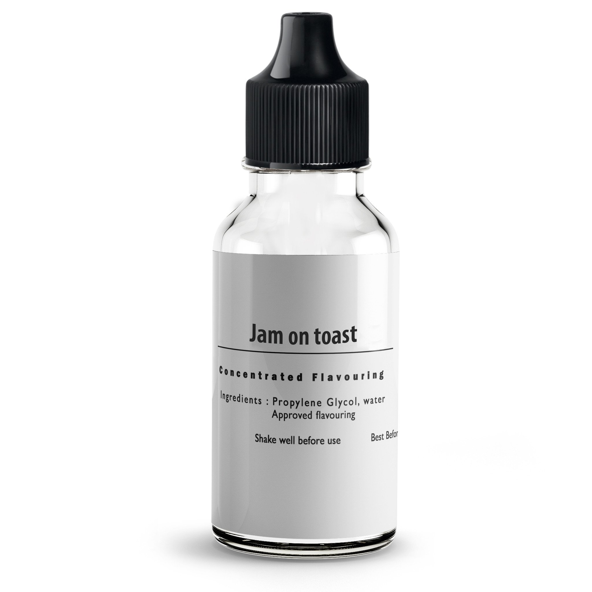 Jam On Toast Flavour Concentrate For E Liquids