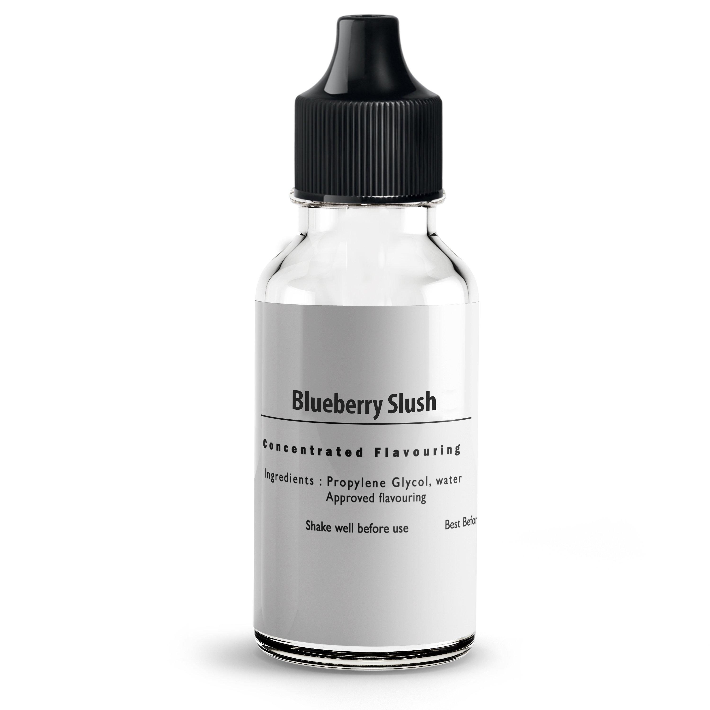 Blueberry Slush type flavour Concentrate for E liquids