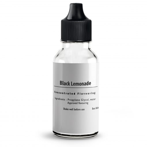 Blackcurrant Lemonade flavour Concentrate for E liquids