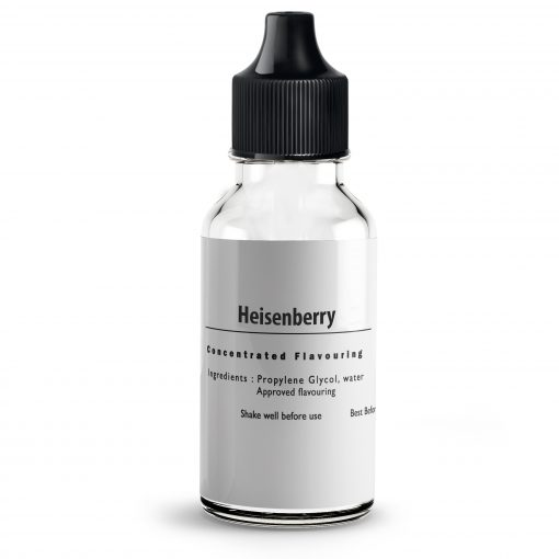 Heisenberry flavour Concentrate for E liquids