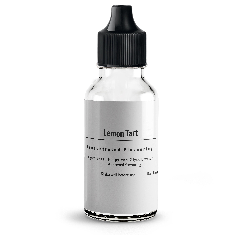 Lemon Tart flavour Concentrate for E liquids